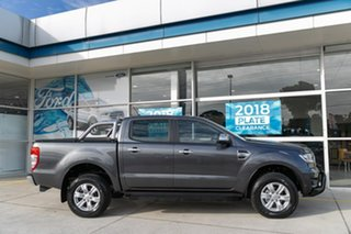 2018 Ford Ranger PX MkIII 2019.00MY XLT Pick-up Double Cab Grey 6 Speed Manual Utility