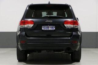 2013 Jeep Grand Cherokee WK MY14 Laredo (4x2) Grey 8 Speed Automatic Wagon
