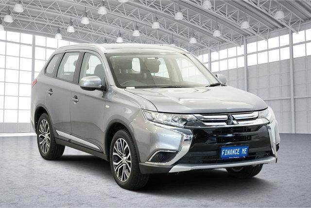 Used Mitsubishi Outlander ZL MY18.5 ES 2WD, 2018 Mitsubishi Outlander ZL MY18.5 ES 2WD Titanium 6 Speed Constant Variable Wagon