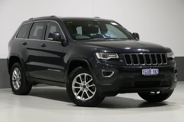 Used Jeep Grand Cherokee WK MY14 Laredo (4x2), 2013 Jeep Grand Cherokee WK MY14 Laredo (4x2) Grey 8 Speed Automatic Wagon