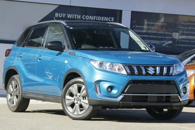 New Suzuki Vitara LY , 2019 Suzuki Vitara LY Turquoise/Black Roof 6 Speed Automatic Wagon