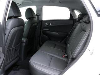 2018 Hyundai Kona OS.2 MY19 Elite (FWD) Chalk White 6 Speed Automatic Wagon