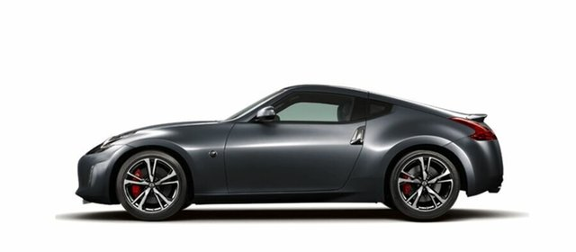 Demo Nissan 370Z Z34 MY18 , 2019 Nissan 370Z Z34 MY18 Gun Metallic 7 Speed Sports Automatic Coupe