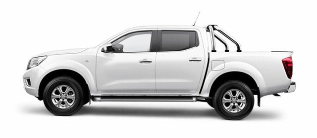 New Nissan Navara D23 S3 ST, 2019 Nissan Navara D23 S3 ST Polar White 6 Speed Manual Utility