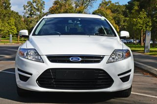 2014 Ford Mondeo MC LX PwrShift TDCi White 6 Speed Sports Automatic Dual Clutch Wagon