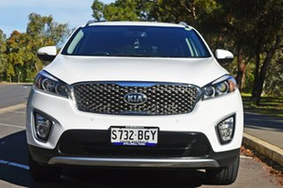 2015 Kia Sorento UM MY15 SLi AWD White 6 Speed Sports Automatic Wagon