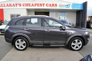 2012 Holden Captiva CG Series II 7 CX (4x4) Grey 6 Speed Automatic Wagon