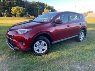 2017 Toyota RAV4 ASA44R MY18 GX (4x4) Atomic Rush 6 Speed Automatic Wagon.