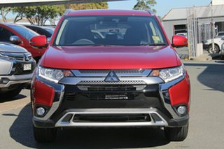 2020 Mitsubishi Outlander ZL MY20 LS 2WD Red Diamond 6 Speed Constant Variable Wagon
