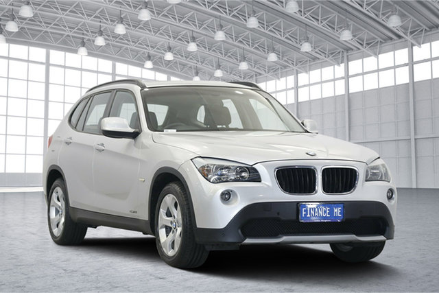 Used BMW X1 E84 sDrive18i Steptronic, 2010 BMW X1 E84 sDrive18i Steptronic Silver 6 Speed Sports Automatic Wagon