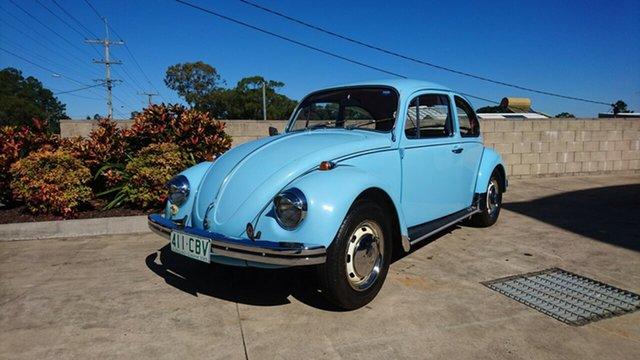 Used Volkswagen Beetle  , 1971 Volkswagen Beetle Blue 4 Speed Manual Coupe