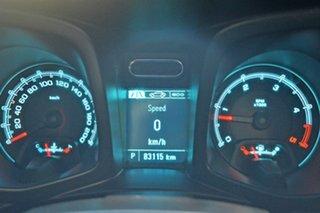 2013 Holden Colorado RG MY13 LTZ Crew Cab Bronze 6 Speed Sports Automatic Utility