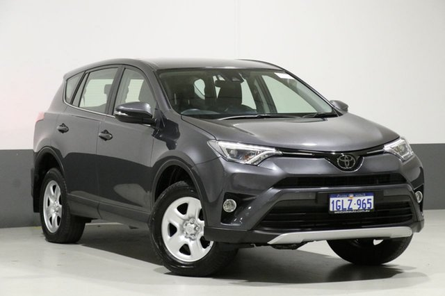 Used Toyota RAV4 ASA44R MY18 GX (4x4), 2018 Toyota RAV4 ASA44R MY18 GX (4x4) Grey 6 Speed Automatic Wagon