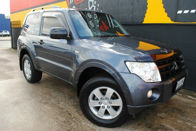Used Mitsubishi Pajero NS R, 2007 Mitsubishi Pajero NS R Graphite Grey 5 Speed Sports Automatic Hardtop