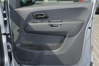 2018 Volkswagen Amarok 2H MY19 TDI550 4MOTION Perm Core Reflex Silver 8 Speed Automatic Utility