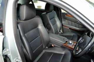 2012 Mercedes-Benz E220 212 MY12 CDI Elegance Silver 5 Speed Automatic Sedan