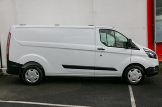 2018 Ford Transit Custom VN 2017.75MY 340L Low Roof LWB White 6 Speed Automatic Van