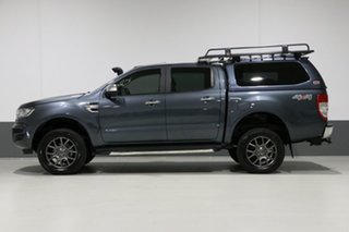 2015 Ford Ranger PX MkII XLT 3.2 (4x4) Graphite 6 Speed Manual Dual Cab Utility