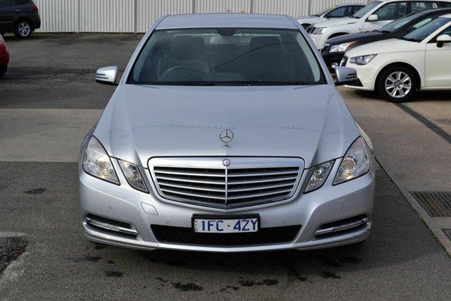 Used Mercedes-Benz E220 212 MY12 CDI Elegance, 2012 Mercedes-Benz E220 212 MY12 CDI Elegance Silver 5 Speed Automatic Sedan