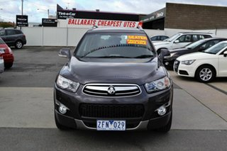 2012 Holden Captiva CG Series II 7 CX (4x4) Grey 6 Speed Automatic Wagon.