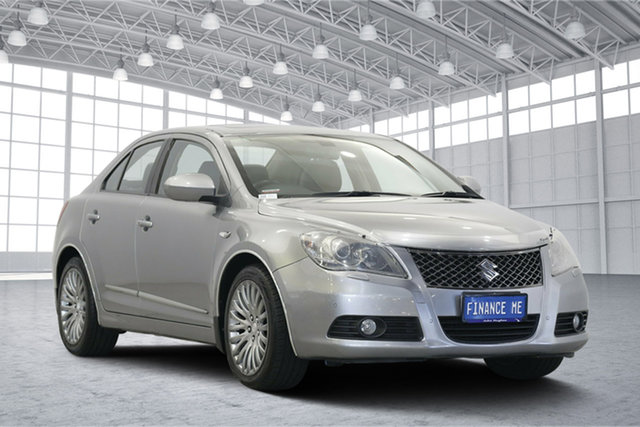 Used Suzuki Kizashi FR MY11 Prestige, 2012 Suzuki Kizashi FR MY11 Prestige Silver 6 Speed Constant Variable Sedan