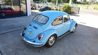 1971 Volkswagen Beetle Blue 4 Speed Manual Coupe