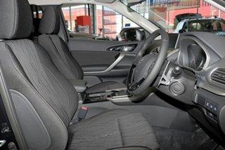 2020 Mitsubishi Eclipse Cross YA MY20 LS 2WD Black 8 Speed Constant Variable Wagon