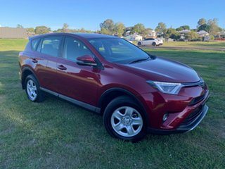 2017 Toyota RAV4 ASA44R MY18 GX (4x4) Atomic Rush 6 Speed Automatic Wagon