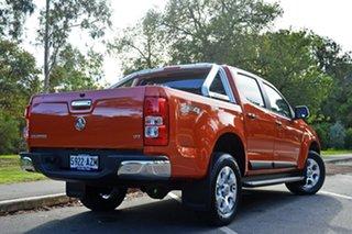 2013 Holden Colorado RG MY13 LTZ Crew Cab Bronze 6 Speed Sports Automatic Utility.