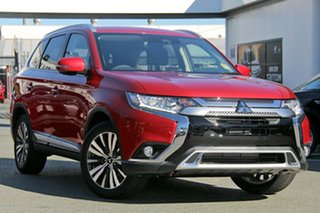 2020 Mitsubishi Outlander ZL MY20 LS 2WD Red Diamond 6 Speed Constant Variable Wagon.