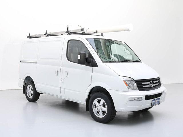 Used LDV V80 K1 SWB Low, 2015 LDV V80 K1 SWB Low White 5 Speed Manual Van