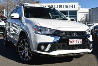 2018 Mitsubishi ASX XC MY18 LS 2WD Starlight 6 Speed Constant Variable Wagon.