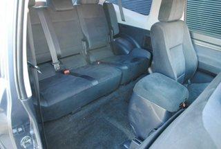 2007 Mitsubishi Pajero NS R Graphite Grey 5 Speed Sports Automatic Hardtop