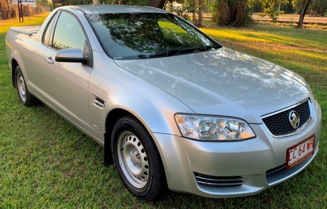 Used Holden Ute VE II MY12.5 Omega, 2013 Holden Ute VE II MY12.5 Omega Silver 6 Speed Sports Automatic Utility