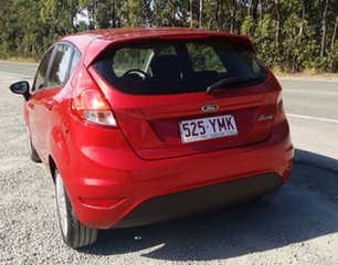 2016 Ford Fiesta WZ Ambiente PwrShift 6 Speed Sports Automatic Dual Clutch Hatchback.