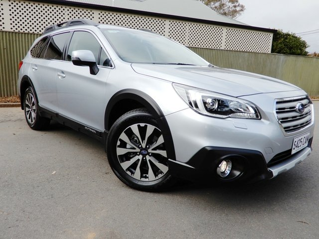 Used Subaru Outback B6A MY16 2.5i CVT AWD Premium, 2016 Subaru Outback B6A MY16 2.5i CVT AWD Premium Silver 6 Speed Constant Variable Wagon