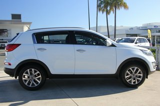 2014 Kia Sportage SL MY14 Si 2WD Premium White 6 Speed Sports Automatic Wagon.