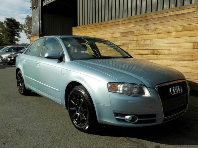 Used Audi A4 B6 MY04.5 Multitronic, 2005 Audi A4 B6 MY04.5 Multitronic Blue 1 Speed Constant Variable Sedan