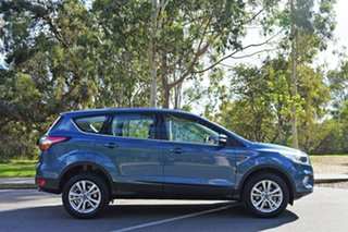 2018 Ford Escape ZG 2018.75MY Ambiente 2WD Blue Metallic 6 Speed Sports Automatic Wagon.