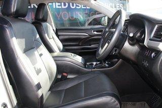 2017 Toyota Kluger GSU55R Grande AWD Crystal Pearl 8 Speed Sports Automatic Wagon