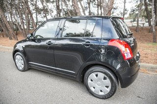 2010 Suzuki Swift RS415 Black 5 Speed Manual Hatchback