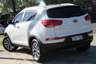 2014 Kia Sportage SL MY14 Si 2WD Premium White 6 Speed Sports Automatic Wagon