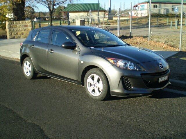 Used Mazda 3 BL10F2 MY13 Neo Activematic, 2013 Mazda 3 BL10F2 MY13 Neo Activematic Grey 5 Speed Sports Automatic Hatchback
