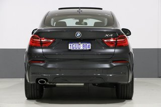 2015 BMW X4 F26 MY15 xDrive 20D Graphite 8 Speed Automatic Coupe