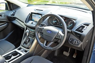 2018 Ford Escape ZG 2018.75MY Ambiente 2WD Blue Metallic 6 Speed Sports Automatic Wagon