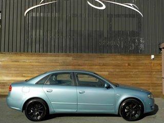 2005 Audi A4 B6 MY04.5 Multitronic Blue 1 Speed Constant Variable Sedan.