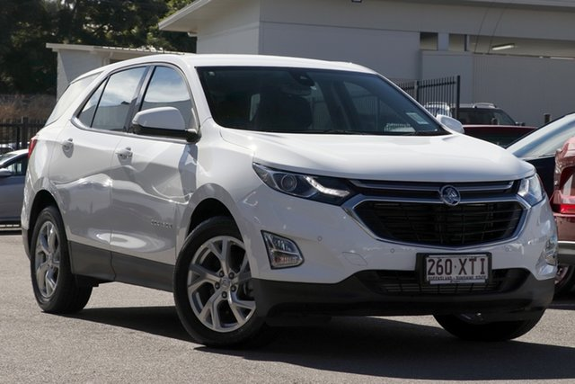 Used Holden Equinox EQ MY18 LT FWD, 2017 Holden Equinox EQ MY18 LT FWD White 9 Speed Sports Automatic Wagon