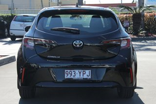 2018 Toyota Corolla Mzea12R Ascent Sport Eclipse Black 10 Speed Constant Variable Hatchback