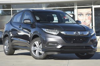 2019 Honda HR-V MY19 +Luxe Modern Steel 1 Speed Constant Variable Hatchback.