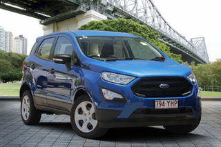 2018 Ford Ecosport BL 2018.75MY Ambiente Blue 6 Speed Automatic Wagon.